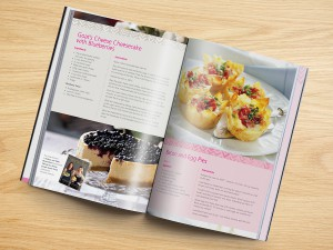 NBCF Pink Ribbon Recipe Book