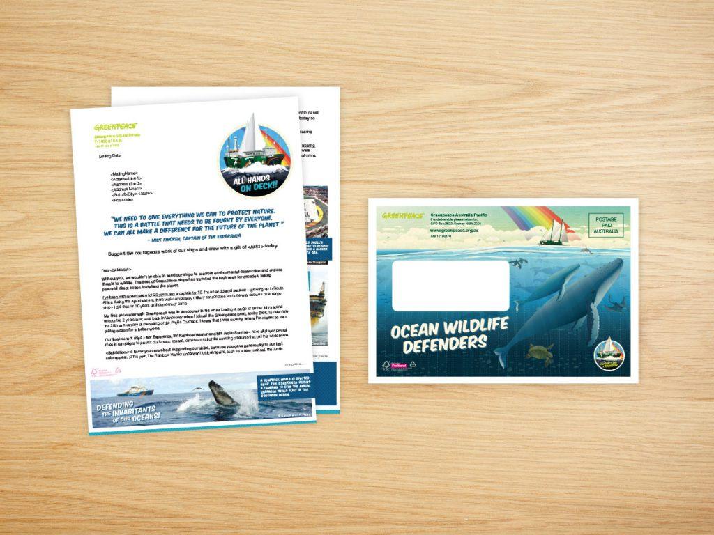 Greenpeace – Ocean Wildlife Defender
