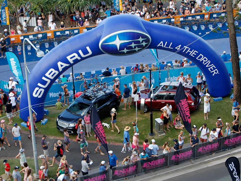 Subaru Leveraging Event