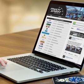 Multisport Website