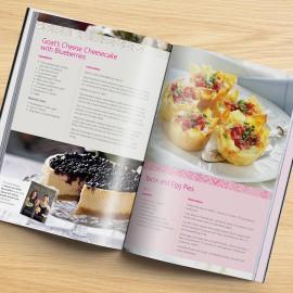 NBCF Pink Ribbon Recipe Book