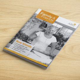 Allity – Family & Friends Magazine