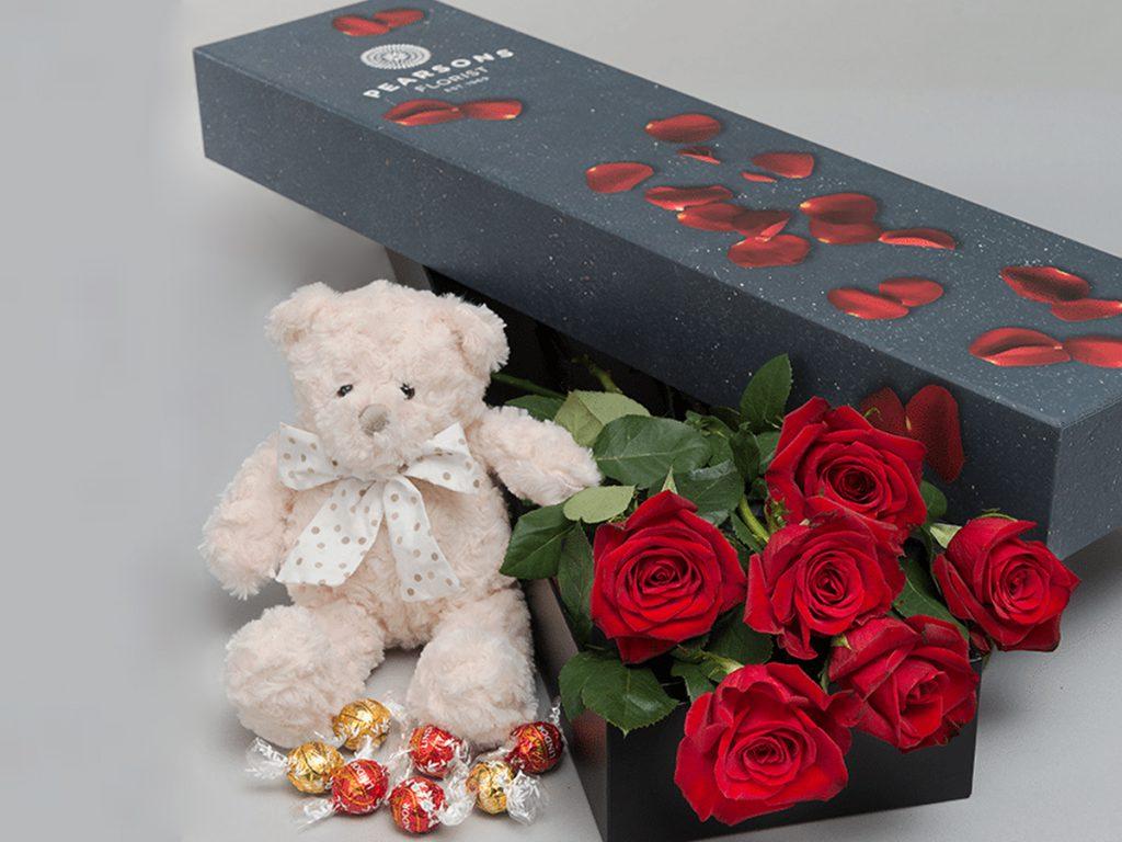 Pearsons Florist Packaging Design